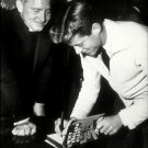 JOHN F. KENNEDY SIGNS 'WHY ENGLAND SLEPT' FOR SPENCER TRACY 8X10 PHOTO (AA-153)