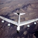 B-52 MOTHERSHIP (TAIL NUMBER 008) IN FLIGHT- 8X10 NASA PHOTO (EP-061)