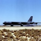 "NASA B-52 ""H"" MODEL LANDS AT EDWARDS AIR FORCE BASE IN 2001 8X10 PHOTO (EP-064)"