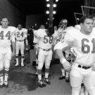KANSAS CITY CHIEFS BEFORE THE 1967 NFL CHAMPIONSHIP GAME - 8X10 PHOTO (CC-163)