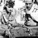 "GRETA GARBO AND FREDRIC MARCH IN ""ANNA KARENINA"" - 8X10 PUBLICITY PHOTO (ZZ-253)"