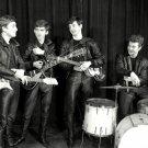 """THE BEATLES"" WITH PETE BEST LEGENDARY MUSICIANS - 8X10 PUBLICITY PHOTO (AB-193)"