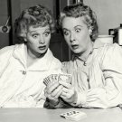 "LUCILLE BALL & VIVIAN VANCE IN ""I LOVE LUCY"" - 8X10 PUBLICITY PHOTO (DA-000)"
