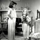 "SHIRLEY TEMPLE AND JANE WITHERS IN ""BRIGHT EYES"" - 8X10 PUBLICITY PHOTO (DA-003)"