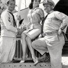 "ERNEST BORGNINE AND LISA SEAGRAM IN ""McHALE's NAVY"" - 8X10 PHOTO (DA-776)"