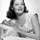ACTRESS GENE TIERNEY - 8X10 PUBLICITY PHOTO (AZ204)