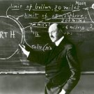 DR. ROBERT H. GODDARD TEACHES AT CLARK UNIVERSITY IN 1924 - 8X10 PHOTO (EP-553)