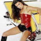 DANICA PATRICK RACE CAR DRIVER AND MODEL - 8X10 SPORTS PHOTO (AZ244)