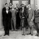 PILOT AMELIA EARHART TOURS LANGLEY RESEARCH BUILDING 1928 - 8X10 PHOTO (EP-259)