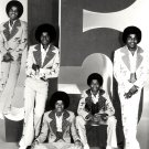 """THE JACKSON 5"" LEGENDARY R&B/POP MUSIC GROUP - 8X10 PUBLICITY PHOTO (EE-168)"