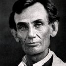 ABRAHAM LINCOLN IN 1858 - 8X10 AMBROTYPE PHOTO (ZZ-071)
