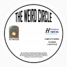 THE WEIRD CIRCLE (COMPLETE) - 78 Shows Old Time Radio In MP3 Format OTR 1 CD