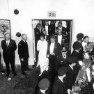 PRESIDENT JOHN F. KENNEDY & JACQUELINE ARRIVE INAUGURAL BALL 8X10 PHOTO (BB-305)