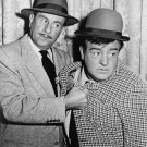 BUD ABBOTT AND LOU COSTELLO IN 1952 - 8X10 PUBLICITY PHOTO (AB-209)