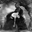 "JULIE ADAMS & BEN CHAPMAN ""CREATURE FROM THE BLACK LAGOON"" - 8X10 PHOTO (CC-184)"