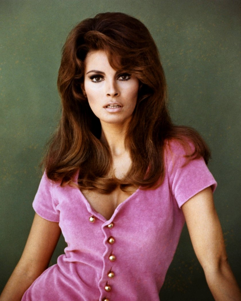 RAQUEL WELCH ACTRESS AND SEX-SYMBOL - 8X10 PUBLICITY PHOTO (SP-010)