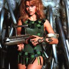 "JANE FONDA IN THE 1968 FILM ""BARBARELLA"" - 8X10 PUBLICITY PHOTO (DD-193)"