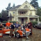 "CAST FROM THE 1978 FILM ""ANIMAL HOUSE"" JOHN BELUSI 8X10 PUBLICITY PHOTO (ZY-476)"