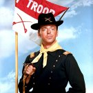 "KEN BERRY IN THE ABC TELEVISION SHOW ""F TROOP"" - 8X10 PUBLICITY PHOTO (ZY-500)"