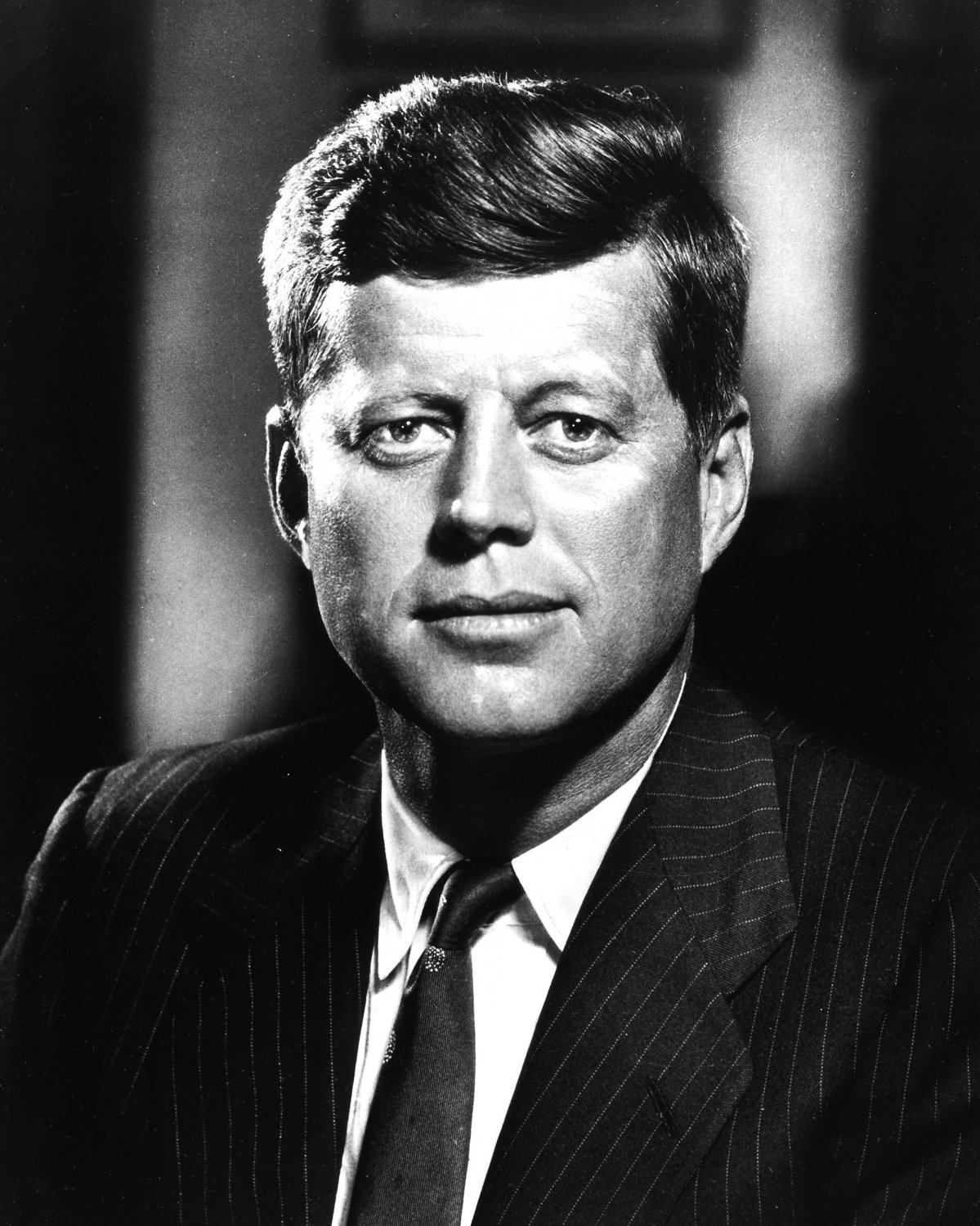 JOHN F. KENNEDY 35th PRESIDENT OF THE UNITED STATES - 8X10 PHOTO (ZY-502)