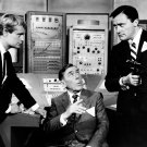 "ROBERT VAUGHN DAVID McCALLUM ""THE MAN FROM UNCLE"" 8X10 PUBLICITY PHOTO (ZY-613)"