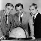 "ROBERT VAUGHN DAVID McCALLUM ""THE MAN FROM UNCLE"" 8X10 PUBLICITY PHOTO (ZY-616)"