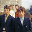 """SMALL FACES"" ENGLISH ROCK GROUP - 8X10 PUBLICITY PHOTO (OP-092)"