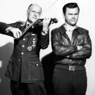 "WERNER KLEMPERER & BOB CRANE IN ""HOGAN'S HEROES"" - 8X10 PUBLICITY PHOTO (OP-100)"