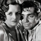 "CLARK GABLE AND MARY ASTOR IN THE FILM ""RED DUST"" 8X10 PUBLICITY PHOTO (BB-489)"