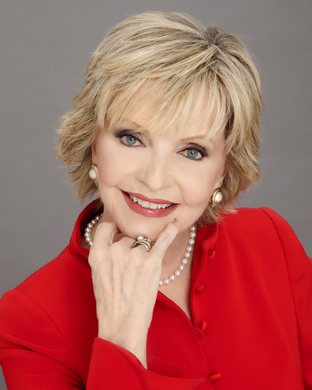 ACTRESS FLORENCE HENDERSON - 8X10 PUBLICITY PHOTO (ZY-645)