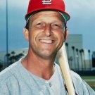 "STAN ""THE MAN"" MUSIAL ST. LOUIS CARDINALS BASEBALL LEGEND - 8X10 PHOTO (AA-949)"
