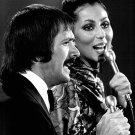 "SONNY & CHER BONO IN ""THE SONNY & CHER SHOW"" - 8X10 PUBLICITY PHOTO (BB-591)"