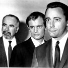 "DAVID McCALLUM ROBERT VAUGHN ""THE MAN FROM U.N.C.L.E."" PILOT 8X10 PHOTO (ZY-612)"