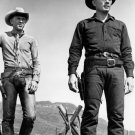 "YUL BRYNNER STEVE McQUEEN ""THE MAGNIFICENT SEVEN"" 8X10 PUBLICITY PHOTO (ZY-614)"