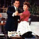 "FRANK SINATRA & DEBBIE REYNOLDS ""THE TENDER TRAP"" 8X10 PUBLICITY PHOTO (ZY-693)"