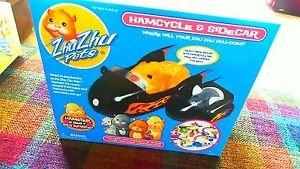 Hamcycle and sidecar zhu zhu pet