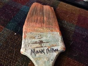 ROCK Hudson and the Mark Lincoln Miller paint brush.