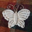 Colorful Detailed Metal 3D Butterfly Indoor or Outdoor Wall Art 4inch