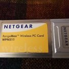 Netgear Rangemax wireless pc card wpn511
