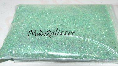 iridescent Emerald Green