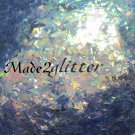 Periwinkle Mylar glitter shreds