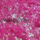 Iridescent Pink Tinsel