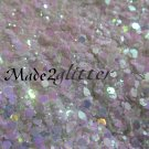 Opalescent glitter mix