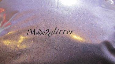 Matte purple extra fine glitter