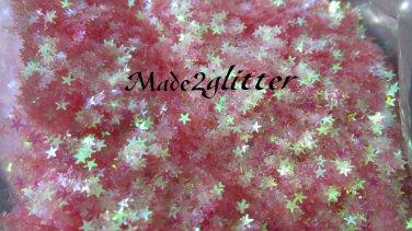 Micro pink stars