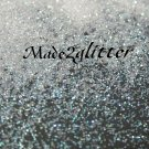 Crystal white iridescent glitter