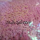 Pink Scottish terrier glitter shapes