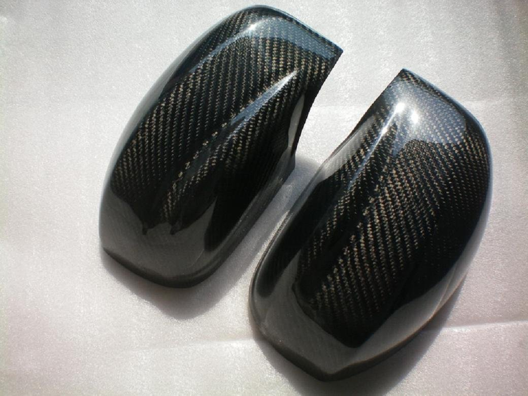 Carbon Fiber Mirror Covers For Nissan GT-R GTR R35 2007-2014