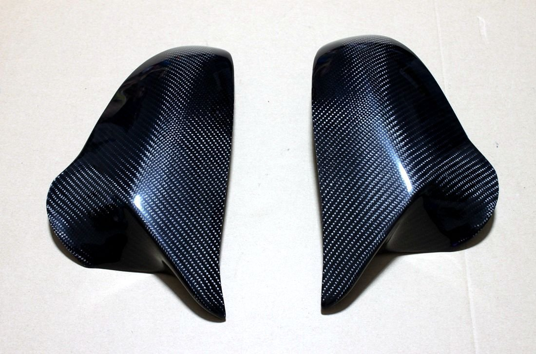 Carbon Fiber Mirror Covers For BMW M4 F82 2014 2015