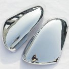 Chrome ABS Mirror Covers For Vw Passat 2011-2015
